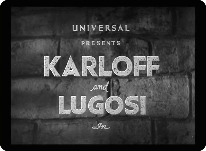 002-Karloff and Lugosi